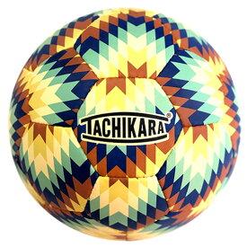 タチカラ フリースタイルフットボール GUM FOOTBALL 4.5 HF4-307 TACHIKARA