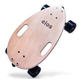イロス サーフ スケートボード Elos Skateboard Clear Maple EL223 20HO