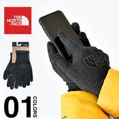 THENORTHFACEEtipKnitGloveノースフェイス手袋スマホ対応メンズNF0A3M5L