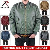 ロスコROTHCOMA-1フライトジャケットコート