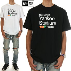ニューエラ Tシャツ メンズ レディース 半袖 NEW ERA MTA ロゴ Tシャツ 大きいサイズ 黒 白 ブラック ホワイト NEWERA ビッグTシャツ アメカジ スポーツ B系 ストリート系 ヒップホップ ダンス 衣装 おしゃれ ゆったり USA ブランド ファッション