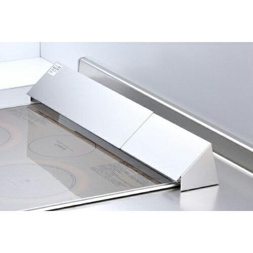 あす楽 下村企販 ステンレス スライド排気口カバー 33641 日本製 ビルトインコンロ用