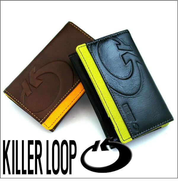 KILLER LOOP キラーループ シャープ カードケース 01805