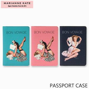 【2点以上購入で20%OFFクーポン配布中】マリアン ケイト 正規代理店 パスポート ケース MARIANNE KATE PASSPORT CASEブランド トラベル デザイナーズ パスポートカバー 韓国 PASSPORT CASEギフト プレゼ