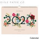 ライフルペーパー 壁掛け カレンダー ローズアポイントメント 2020 カレンダー RIFLE PAPER CO. 2020 WILD ROSE APPOI…