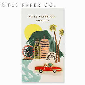 ライフルペーパー ピンバッジ カー ピン RIFLE PAPER CO. Car:Pinsブランド デザイナーズ ピンズ USA アメリカ 海外 EPM002ギフト プレゼント 母の日