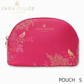 サラミラー ポーチ ポーチ S SARA MILLER POUCH Sブランド デザイナーズ コスメポーチ UK ロンドン FG8506-Small Bag PINKギフト プレゼント