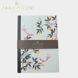 サラミラー SARA MILLER ノートブック セット Notebook Setノート 2冊セット A5 ステーショナリー ブランド デザイナーズ UK ロンドン レディース SAM2114ギフト プレゼント