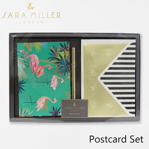 サラミラー ポストカード セット SARA MILLER Postcard Set ブランド デザイナーズ UK ロンドン 海外 SMIL3601ギフト プレゼント 結婚祝い