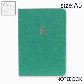 スカイミラー ノート ノート ブック A5 SKY+MILLER NOTEBOOK ブランド デザイナーズ ステーショナリー UK イングランド SKYN01ギフト プレゼント