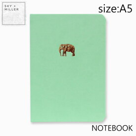 スカイミラー ノート ノート ブック A5 SKY+MILLER NOTEBOOK ブランド デザイナーズ ステーショナリー UK イングランド SKYN05ギフト プレゼント