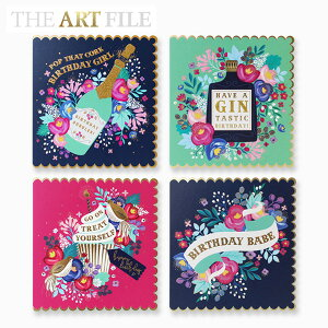 アートファイル グリーティングカード バースデーカードTHE ART FILE GREETING CARD BIRTHDAY CARDブランド デザイナーズ カード UK SUギフト プレゼント 父の日