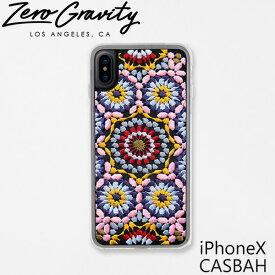 楽天スーパーSALE スーパーセール ゼログラビティ アイフォン ケース アイフォン X キャスバ ZEROGRAVITY iPhone X CASBAHアイフォン ケース ブランド LAブランド iPhoneX CASBAHスマホ ギフト プレゼント