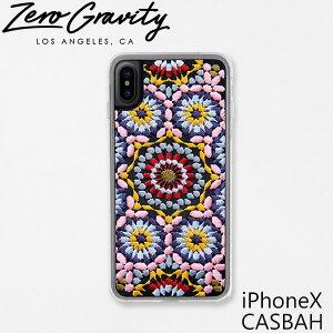 ゼログラビティ アイフォン ケース アイフォン X キャスバ ZEROGRAVITY iPhone X CASBAHアイフォン ケース ブランド LAブランド iPhoneX CASBAHスマホ ギフト プレゼント 誕生日 お祝い