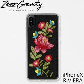 ゼログラビティ アイフォン ケース アイフォン テン リビエラ ZEROGRAVITY iPhoneX RIVIERAスマホ ケース ブランド LAブランド iPhoneX RIVIERAスマホ ギフト プレゼント