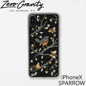 ゼログラビティ アイフォン ケース アイフォン X スパロウ ZEROGRAVITY iPhone X SPARROWアイフォン ケース ブランド LAブランド iPhone X SPARROWスマホ ギフト プレゼント