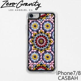 楽天スーパーSALE スーパーセール ゼログラビティ アイフォン ケース アイフォン 7 / 8 キャスバ ZEROGRAVITY iPhone 7 / 8 CASBAHアイフォン ケース ブランド LAブランド iPhone7/8CASBAHスマホ ギフト プレゼント