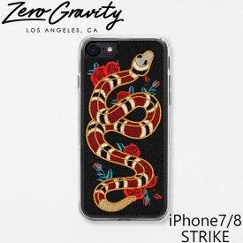 楽天スーパーSALE スーパーセール ゼログラビティ アイフォン ケース アイフォン 7 / 8 ストライク ZEROGRAVITY iPhone 7 / 8 STRIKEアイフォン ケース ブランド LAブランド iPhone7/8 STRIKEスマホ ギフト プレゼント