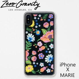 ゼログラビティ アイフォン ケース アイフォン テン マリー ZEROGRAVITY iPhoneX MARIEブランド LAブランド スマホ ケース iPhoneX MARIEギフト プレゼント