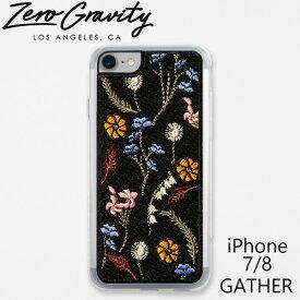 ゼログラビティ アイフォン ケース アイフォン 7/8 ギャザー ZEROGRAVITY iPhone7/8 GATHERブランド LAブランド スマホ ケースiPhone7/8 GATHERギフト プレゼント
