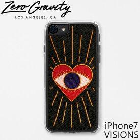 楽天スーパーSALE スーパーセール ゼログラビティ アイフォン ケース アイフォン7/8 ヴィジョンズ ZEROGRAVITY iPhone7/8 VISIONSスマホ ケース ブランド LAブランド iPhone7/8 VISIONSスマホ ギフト プレゼント