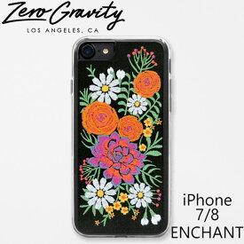 楽天スーパーSALE スーパーセール ゼログラビティ アイフォン ケース アイフォン 7/8 エンチャント ZEROGRAVITY iPhone7/8 ENCHANTブランド LAブランド スマホ ケース iPhone7/8 ENCHANTギフト プレゼント