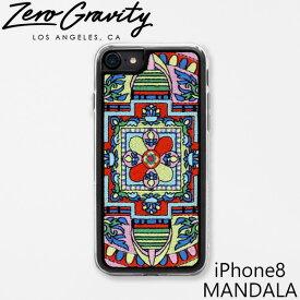 ゼログラビティ アイフォン ケース アイフォン7/8 マンダラ ZEROGRAVITY iPhone7/8 MANDALAスマホ ケース ブランド LAブランド iPhone7/8 MANDALAスマホ ギフト プレゼント