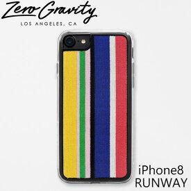 ゼログラビティ アイフォン ケース アイフォン7/8 ランウェイ ZEROGRAVITY iPhone7/8 RUNWAYスマホ ケース ブランド LAブランド iPhone7/8 RUNWAYスマホ ギフト プレゼント
