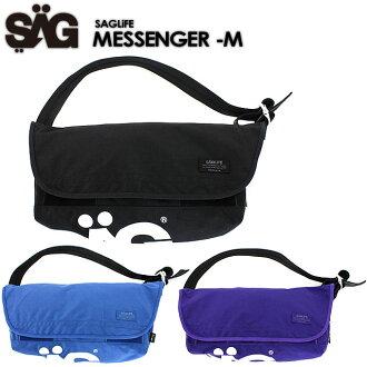 ★★ SAGLiFE MESSENGER-M包信使包挎包