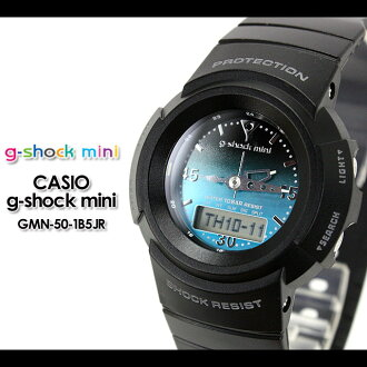 ★ ★ CASIO/G-SHOCK/g shock G shock G-shock g-shock mini g-shock mini ladies watch GMN-50-1B5JR/black ladies
