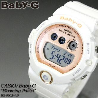 "★ ★ baby G blooming pastel BG-6902-4JF women ladies wrist watch CASIO g-shock g-shock G shock Casio """