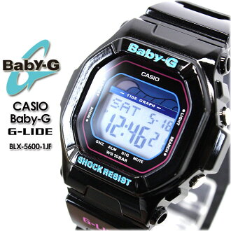 ★ domestic genuine ★ ★ ★ baby G ジーライド BLX-5600-1JF ladies ladies watch CASIO g-shock g-shock g shock G shock G-shock Casio 6600
