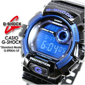 ★ domestic regular ★ ★ ★ CASIO/G-SHOCK/g-shock g shock G shock G-shock standard model men's men's watch / G-8900A-1JF