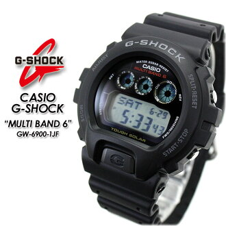 ★ domestic regular ★ ★ ★ CASIO and g-shock wave solar G shock G-shock g-shock g shock wave watch watch / GW-6900-1 JF