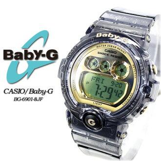 ★ domestic genuine ★ ★ ★ baby G BG-6901-8JF women ladies watch g-shock g-shock mini