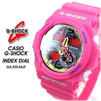 ★ domestic genuine ★ ★ ★ CASIO g-shock index Dial Watch / GA-310 - 4AJF g-shock g shock G shock G-shock