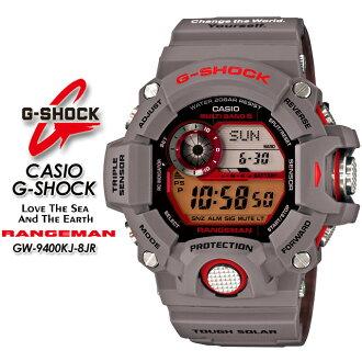 Radio solar watch, CASIO g-shock range man / GW-9400KJ-8JR g-shock g shock G shock G-shock