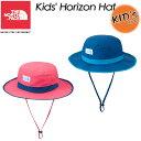 THE NORTH FACE 【ノースフェイス】Kids' Horizon Hat【ホライゾンハット(キッズ)】ハット / 帽子 / 日よけ / 紫外線対策 /...