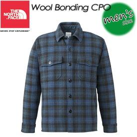 ノースフェイス THE NORTH FACE Wool Bonding CPO 【ウールボンディング CPO(メンズ)】NR61410 / メンズ / 男性用 シャツ / ジャケット / アウトドア