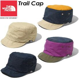 ノースフェイス【THE NORTH FACE】トレイルキャップ【Trail Cap】NN01809 男女兼用 / ワークキャップ / アウトドア / ユニセックス