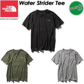ノースフェイス【THE NORTH FACE】ウォーターストライダーティー【Water Strider Tee】Tシャツ / 半袖 / アウトドア NT11914