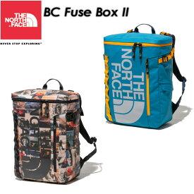 ノースフェイス【THE NORTH FACE】BCヒューズボックス2【BC Fuse Box II】バックパック / リュック / トレッキング / アウトドア / 通学 / 通勤 NM81817