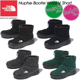 ノースフェイス【THE NORTH FACE】 ヌプシ ブーティー ウール 5 ショート(ユニセックス) 【Nuptse Bootie Wool 5 Short】男女兼用 メンズ レディース ブーツ 長靴 NF51979