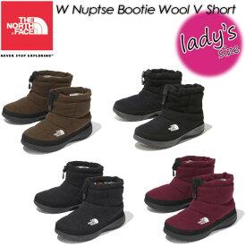 ノースフェイス【THE NORTH FACE】 NFW51979 W ヌプシ ブーティー ウール 5 ショート【W Nuptse Bootie Wool 5 Short】女性用 レディース ブーツ 長靴