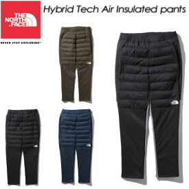 ノースフェイス【THE NORTH FACE】ハイブリッドテックエアーインサレーテッドパンツ(メンズ)【Hybrid Tech Air Insulated pants】NY81978 / メンズ / アウトドア