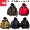 ノースフェイス【THE NORTH FACE】マウンテンダウンジャケット【Mountain Down Jacket】ND91930 / メンズ / 男性用 ダ…