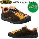 ★送料無料★ KEEN【キーン】MEN Jasper Rocks 【ジャスパー ロックス】 男性用 メンズ / ハイキング / アウトドアシューズ 1015664 Black Coffee/India