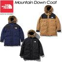 ノースフェイス【THE NORTH FACE】マウンテンダウンコート【Mountain Down Coat】ND91935 / メンズ / 男性用 ダウン / アウトドア / 登山
