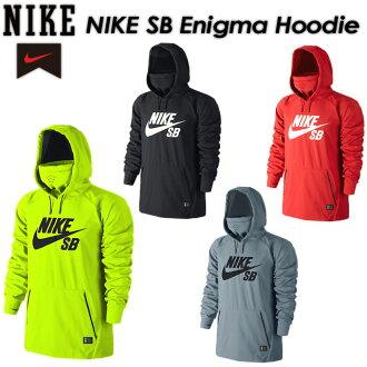 ★★ 供NIKE SNOWBOARDING Nike Enigma Hoodie naikienigumafudimenzu男性使用的sunobodosukiueajaketto 615608