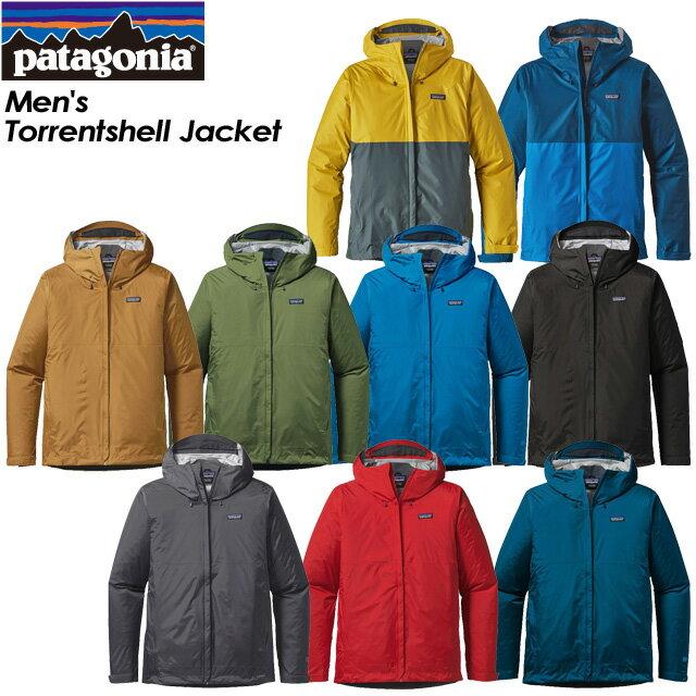 ★SALE30%OFF!★ Patagonia【パタゴニア】Men's Torrentshell Jacket 【メンズ トレントシェル ジャケット】レギュラー・フィット ナイロンジャケット アウトドア 83802